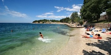Víkendové kúpanie v Chorvátsku