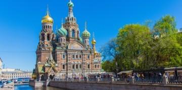 6-dňový letecký zájazd do Petrohradu a Moskvy