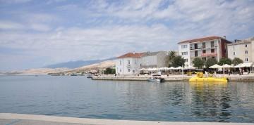 Týždeň na Chorvátskom Pagu aj s dopravou