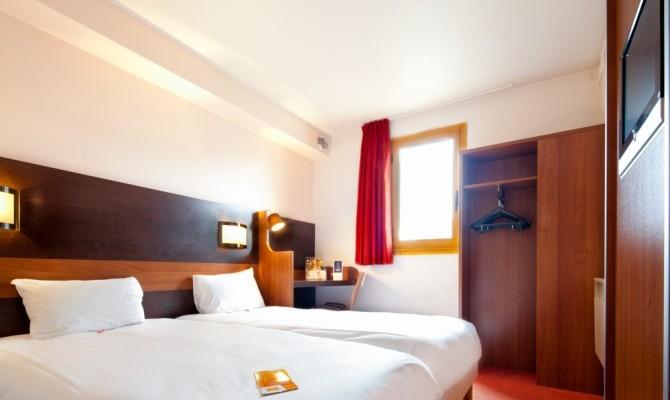 Hotel IBIS Budget Chilly Mazarin