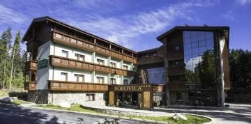 Víkendový relax - Hotel Borovica - Štrbské Pleso