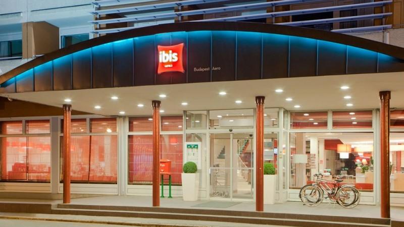 IBIS Budapešť AERO