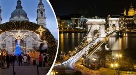 2-dňový adventný zájazd do Budapešti