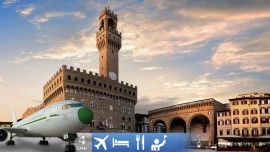Letecký zájazd do Bologne a Florencie