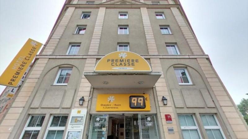 Hotel PC Paris Ouest - Pont De Suresnes