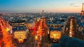 4-dňový adventný letecký zájazd do Paríža