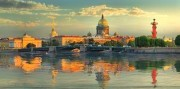 5-dňový letecký zájazd do Petrohradu