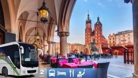 Zájazd: Krakow, soľná baňa Bochnia a zámok Wisnicz