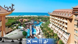Side - Royal Dragon Hotel 5***** aj s letenkou a ultra all-inclusive