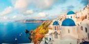 Letecký zájazd na Grécke Santorini