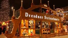 Dražďany a Moritzburg - Vianočné trhy a Popoluškin zámok