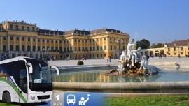 Jeden deň v Schonbrunne s návštevou ZOO