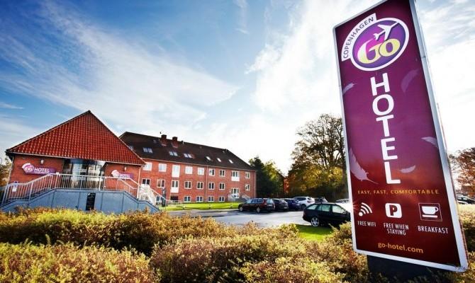 Go-Hotel Copenhagen