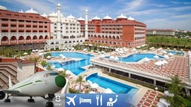 Side - Royal Taj Mahal Hotel 5***** aj s letenkou a ultra all-inclusive