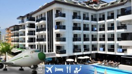 Alanya - Oba Star Hotel 4****aj s letenkou a ultra all-inclusive