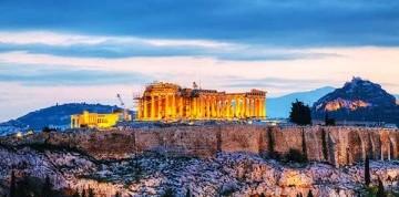 Letecký zájazd do Atén