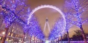 Novoročné nákupy v Londýne
