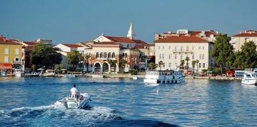 Chorvátsko - Poreč s vlastnou dopravou