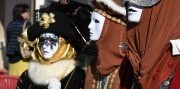 Slávny benátsky karneval aj s ubytovaním