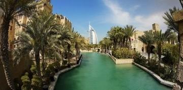 Letecký zájazd do Dubaja
