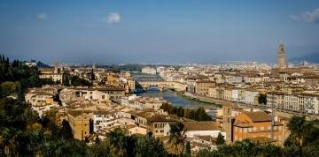 Letecký zájazd do Ríma a Florencie