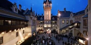 Perníkové chalúpky a advent na zámku Grafenegg