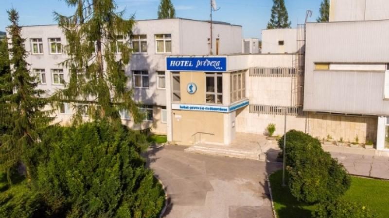 Hotel Preveza & Penzion Lineas