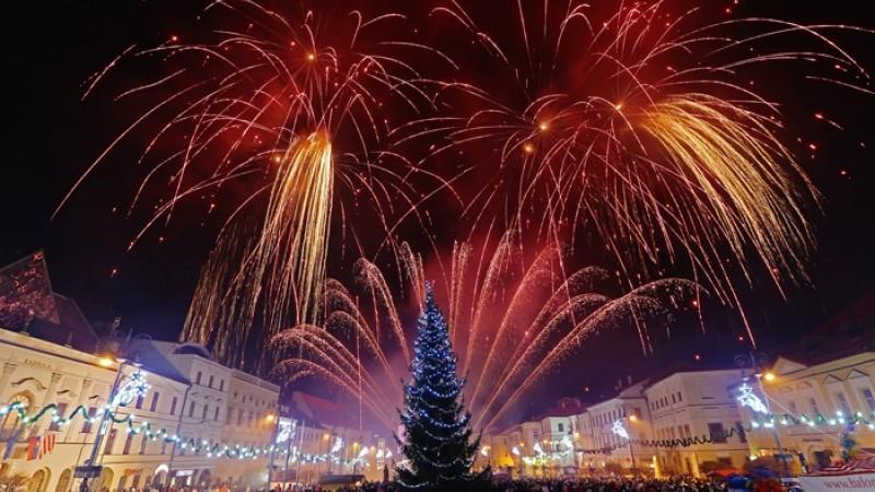 Silvestrujte s nami na Slovensku