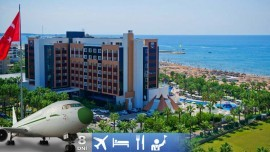Side - Kamelya Selin Hotel 5***** Ultra all inclusive