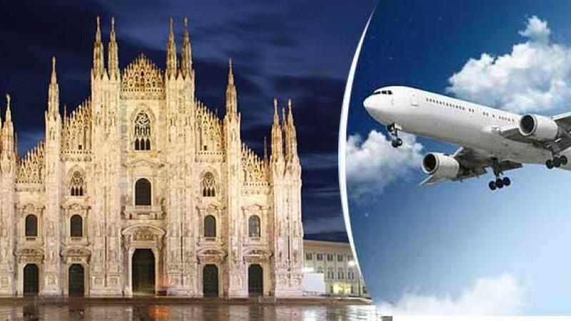 Letecký zájazd do Milána