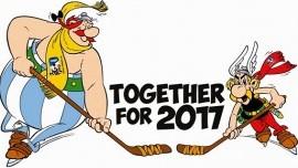 Zájazd na 2 zápasy MS 2017: SVK - RUS a USA