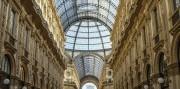 Novoročné výpredaje v Miláne