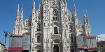Vianočné trhy v Miláne