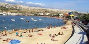 Týždeň na Chorvátskom Pagu s vlastnou dopravou