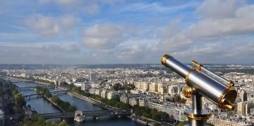 5-dňový letecký zájazd do Paríža