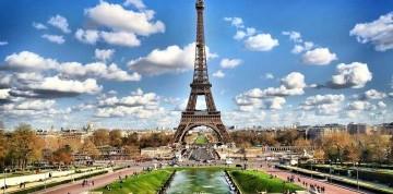 4-dňový letecký zájazd do Paríža