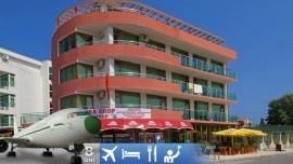 Primorsko - Nordik Hotel - raňajky a letenka v cene