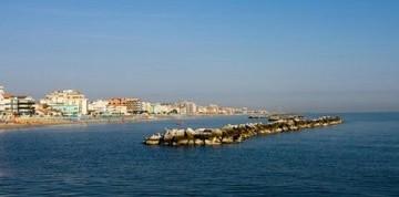 Víkendové kúpanie v Rimini