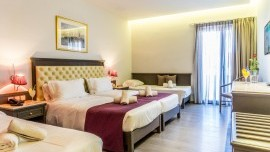 Kréta - Hotel Castello city