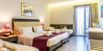 Kréta - Hotel Castello city 4****