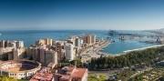 Malaga - mesto, ktoré nikdy nespí