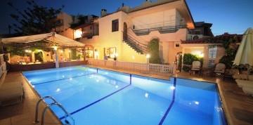 Kréta - Hotel Erato