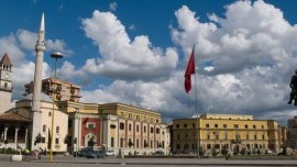 Albánsko - krajina Orlov a Hodžu
