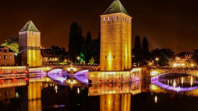 Čaro francúzskych miest