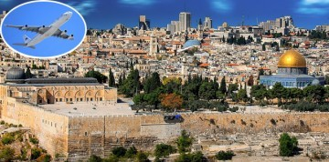 Letecký zájazd do Izraela