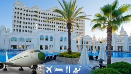 Side - Kamelya Fulya Hotel 5***** Ultra all inclusive