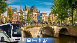 5-dňový zájazd do Beneluxu