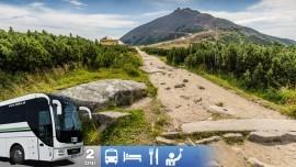 Autobusový zájazd po severných Čechách