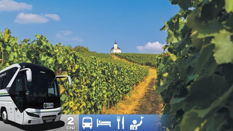 Romantický víkend aj s ochutnávkou vín vo Viničkách