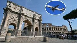 Letecký zájazd do Ríma a Ostie